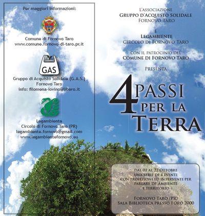 4_passi_per_la_terra_logo