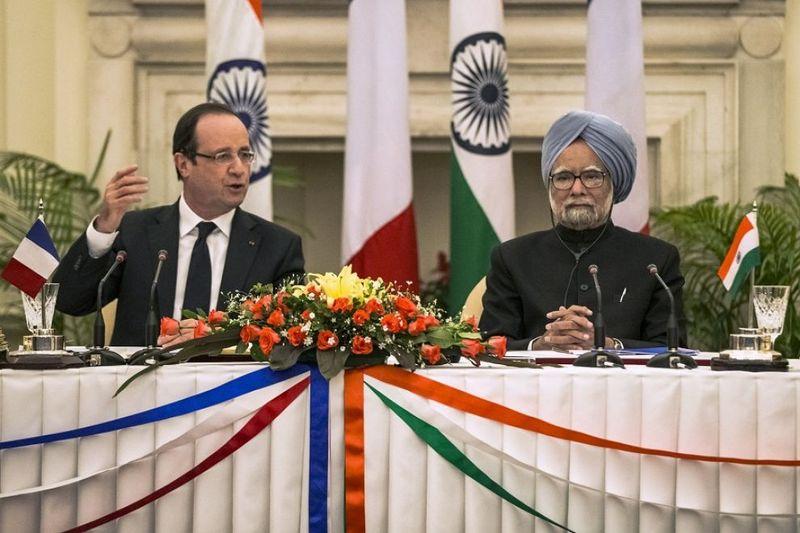 Francia-india