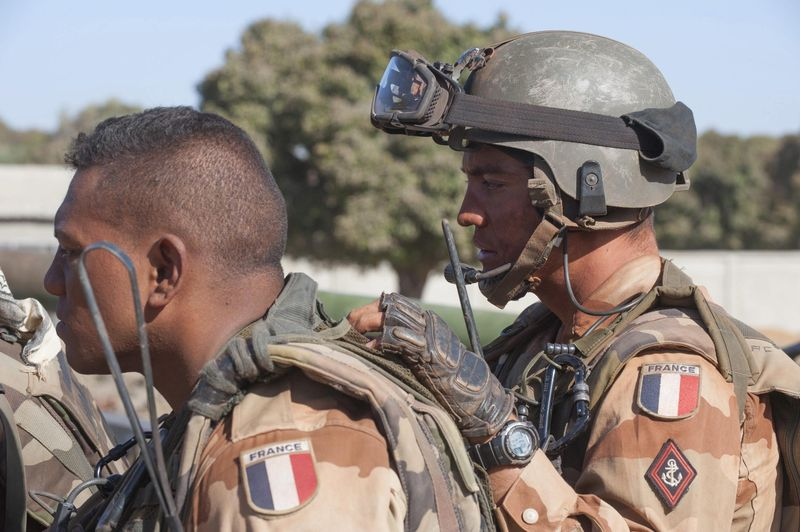 Truppe francesi