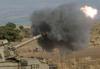 Israele_artiglieria